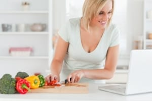 LOSE THE DIETING MENTALITY